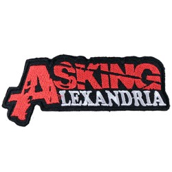Нашивка Asking Alexandria (200716)
