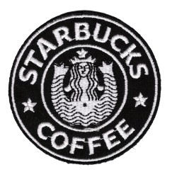 Нашивка Starbucks Coffee (201362)