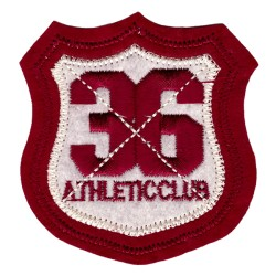 Нашивка Athleticclub номер «36» (201646)