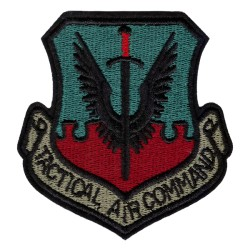 Нашивка Tactical Air Command (202036)