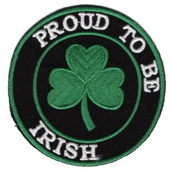 Нашивка Proud To Be Irish (202619)