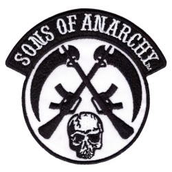 Нашивка Sons Of Anarchy (201760)