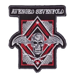 Нашивка Avenged Sevenfold (201382)