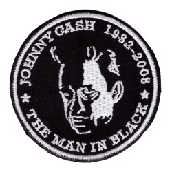 Нашивка Johnny Cash (201384)