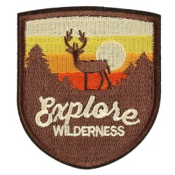 Нашивка Explore Wilderness (201675)