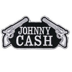 Нашивка Johnny Cash (200083)