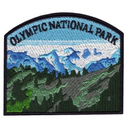 Нашивка Olympic National Park  (202477)