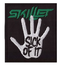 Нашивка Skillet - Sick Of It (200793)