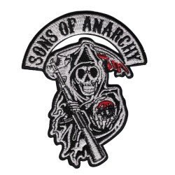 Нашивка Sons Of Anarchy (201335)